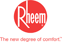 Rheem Dealer Logo